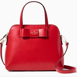 ♠️Kate Spade Beautiful Red Purse